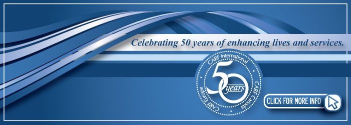 Celebrating 50 years of enhancing lives and services